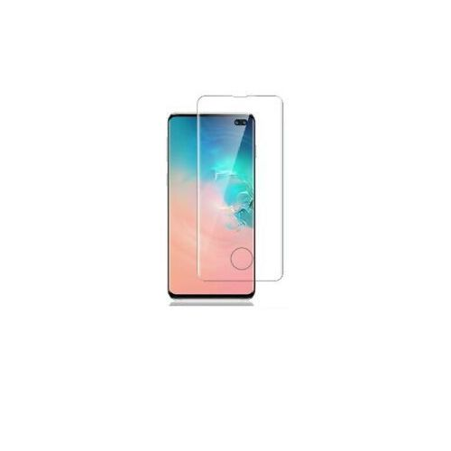 Samsung Galaxy S10+ - Curved Tempered glass screenprotector 9H 3D