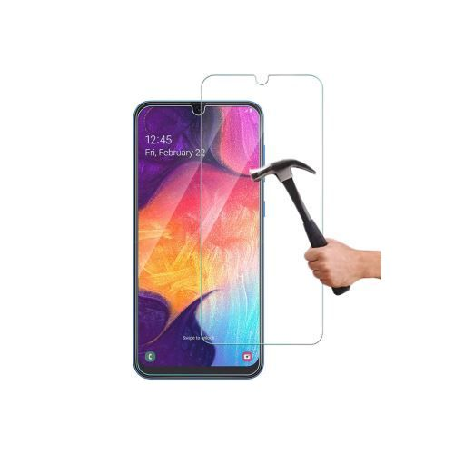 Samsung Galaxy A10 - tempered glass screenprotector 9H 2.5D