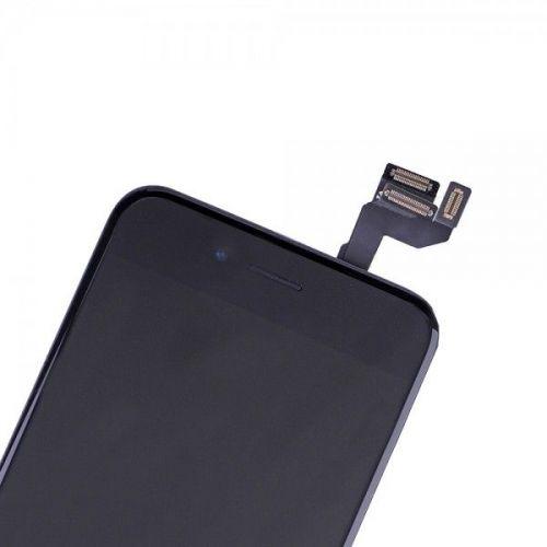 Écran Complet Noir pour iphone 6s - 1ère Qualité