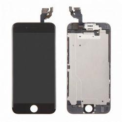 Écran Complet Noir pour iphone 6 - 1ère Qualité