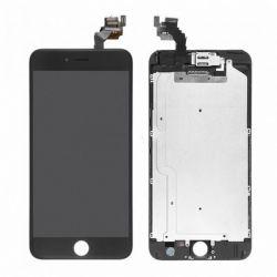 Écran Complet Noir pour iphone 6 Plus - 1ère Qualité