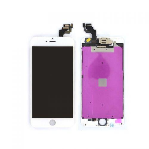 Écran Complet Blanc pour iphone 6 Plus - 1ère Qualité