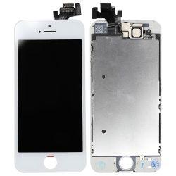 Écran Complet Blanc pour iphone 5 - 1ère Qualité