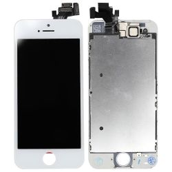 Volledig Wit scherm voor iPhone 5 - 1e kwaliteit