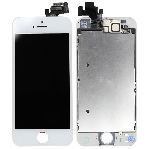 Complete White Screen for iphone 5 - 1st Quality