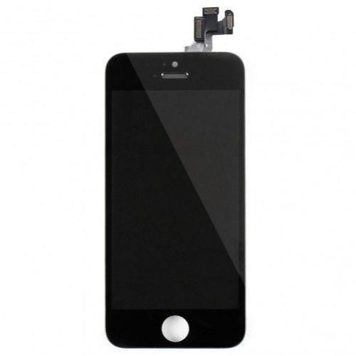 Volledig Zwart scherm voor iPhone 5s - 1e kwaliteit
