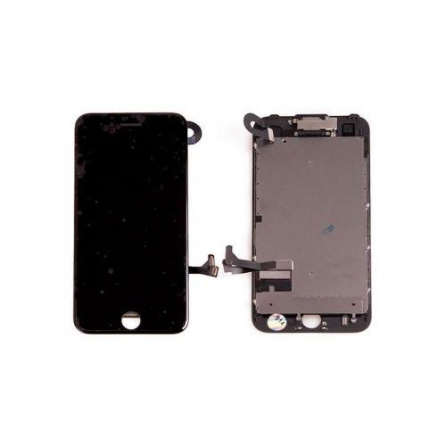 Volledig Zwart scherm voor iPhone 7 - OEM kwaliteit