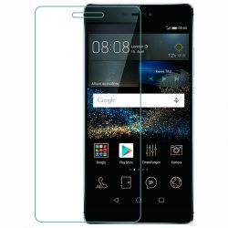 Huawei P8 - Tempered glass screenprotector 9H 2.5D