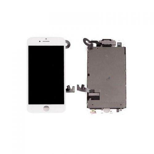 Écran Complet Blanc pour iphone 7 - 1ère Qualité