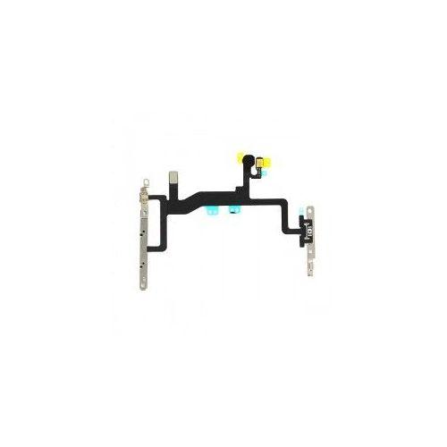 Krachtvolumevibrator compleet voor iPhone 6s (flitser en interne microfoon)